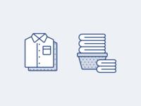 Cleancult Illustrative icons
