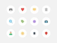 70 Essential Icons