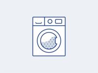Washing Machine illustrative icon