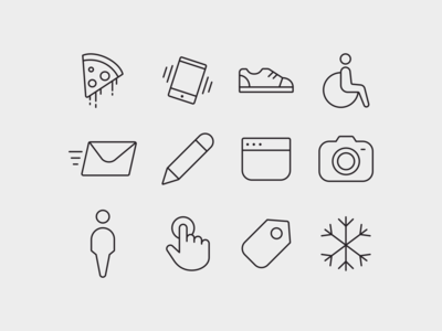 ONE - Premium Icons