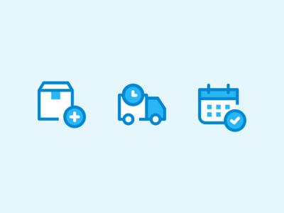 Custom icon set