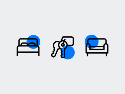 Icons style exploration by Xicons.studio