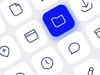 Premium icon pack by Xicons Studio