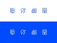 Custom Icon Design System for a Leading Consulting Firm