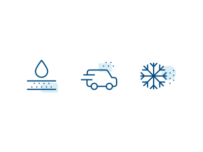 Custom icons for eCommerce
