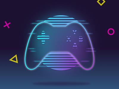 Controller 2 figma design