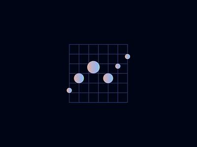 Lyncabank — Generate Actionable Insights visual web design shapes geometric animation illustration landingpage landing abstract