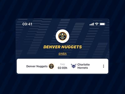 Sportening — Team headers football app basketball shapes graphics branding mobile ui mobile app design mobile app sports app sports design animation design ui visual