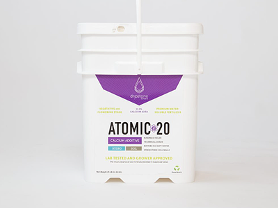 Dripstone Nutrients Packaging Design labels packaging