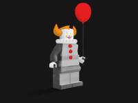 Pennywise Lego