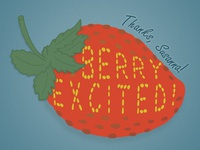 Berry Excited