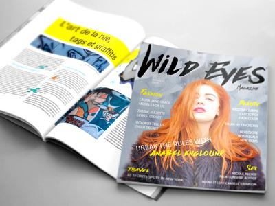 Wild Eyes Magazine