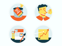 Icons - Pinpoint Social