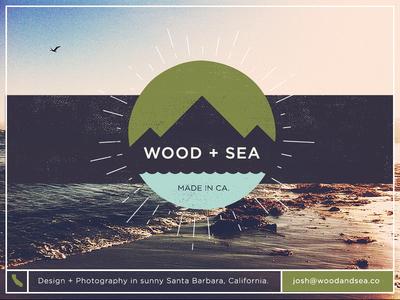 WOOD + SEA CO.