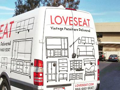 Loveseat Wrap