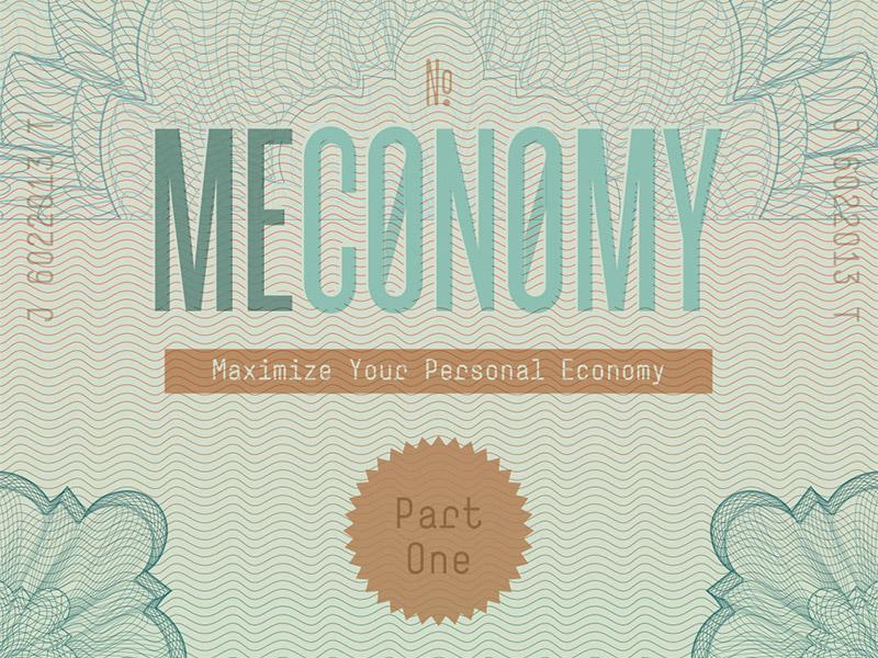 MEconomy series guilloche cash economy money series graphics church