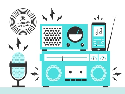 Podcasts We Love