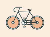 Neighborhood Bike Icon