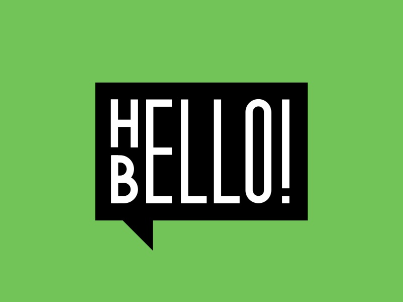 hello bello : early exploration 1