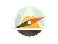 Mountains logo v2
