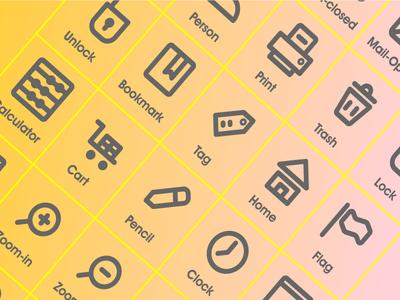 UI Basic icons