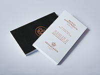 Rehancaden Logo Design / Business Card