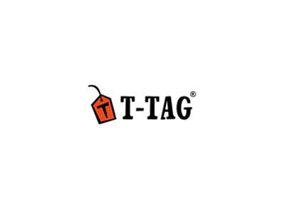 Iconic ttag Logo Design / Brand Mark simple mobile data tag logo identity design brand branding logotype designer logos paulius kairevicius logo designer logo design graphic design corporate identity brand identity custom logo design freelance designer phone iconic call telecom