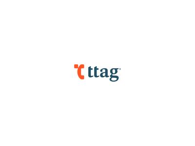 Iconic ttag Logo Design / Brand Mark