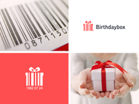 Birthday Registry Iconic Logo Design
