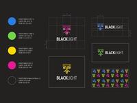 Blacklight Branding / Logo Design