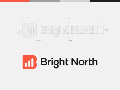 Bright North Brand Identity / Logo Design