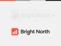 Bright North Brand Identity / Logo Design