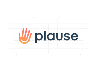 Plause Logo Design Process