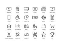 Cocacola icons
