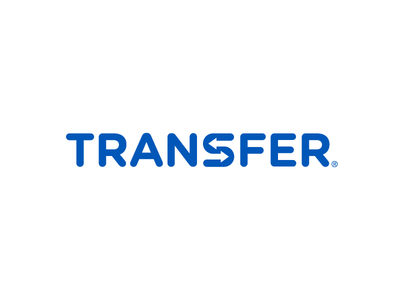 Transfer Logo Design