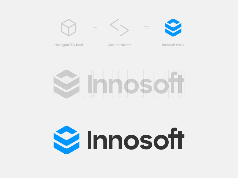 Innosoft Logo Design typography identity idea trend clean logos icons color ideas custom font mark brand book create startup website services trademark icon visual artist creative logos bitcoin corporate good best freelance logotype inspiration logo design symbol perfect guide modern wordmark branding process web graphic simple designer smart business portfolio style company creator