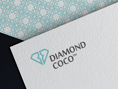 Diamond coco logo design business card by paulius kairevicius diamond coco logo design business card by paulius kairevicius dribbble colourmoves Gallery