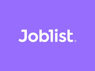Joblist Logo Design