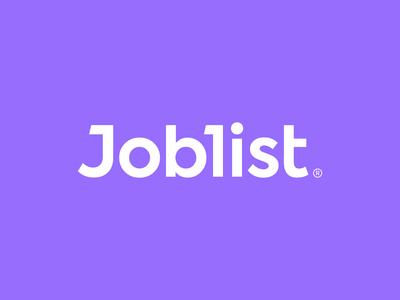 Joblist Logo Design