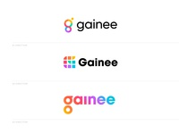 Gainee Logo Process