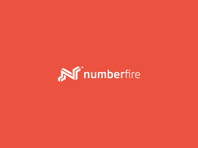Numberfire™ Logo Mark / Identity creative logo identity design brand branding logotype custom designer stationary logos corporate concept professional freelancer logo designer logo design custom logo graphic design print design corporate design corporate identity brand identity custom logo design professional logo freelance designer number fire