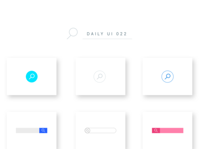 Daily UI #022: Search
