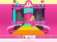 Barbie Fashion Studio