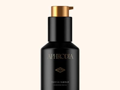 Natural Skincare Brand + Packaging Design geometric typography brand identity luxury brand luxury branding natural cosmetics package design packaging skincare type minimal branding logo