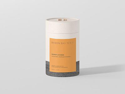 Tea Packaging pattern nautical australian minimal tea packaging packaging brand logo tea logo tea branding