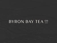 Byron Bay Tea Co. Wordmark
