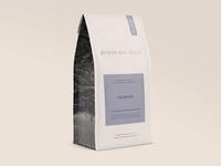 Byron Bay Tea Co. Refill Bag Mockup