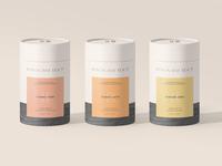 Byron Bay Tea Co. Cylinders Warm