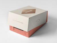Bakery Pastry Box