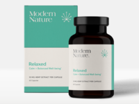 CBD Vitamin Supplement Brand + Packaging